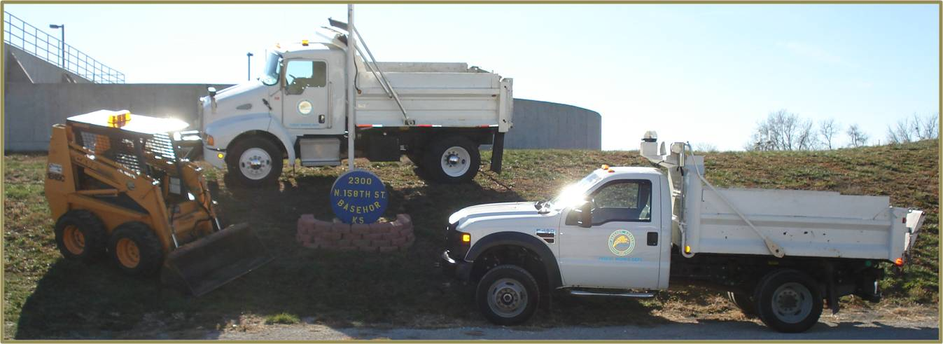 Public Works Vehicles